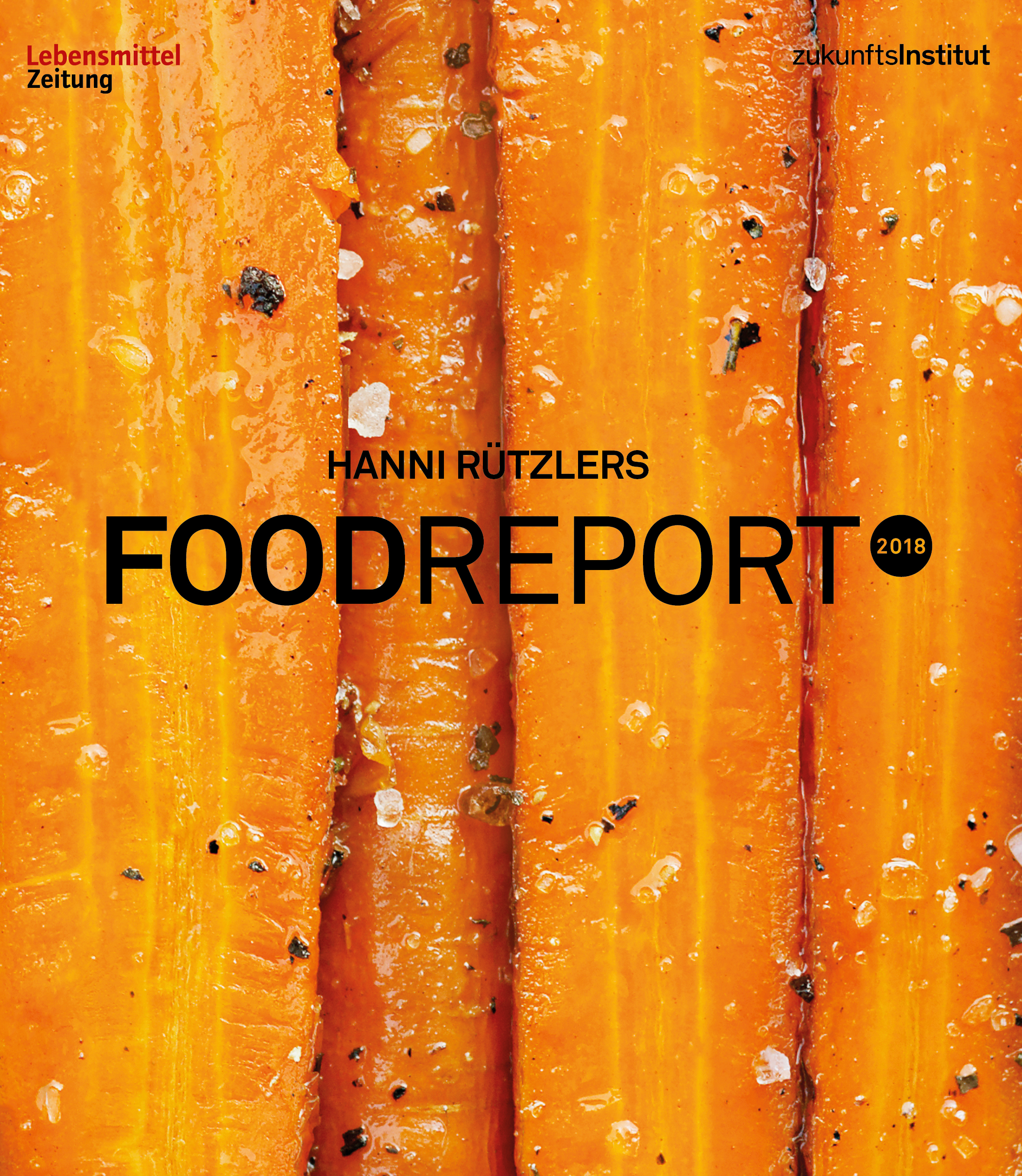 FoodReport 2018 - Hanni Rützler - Cover