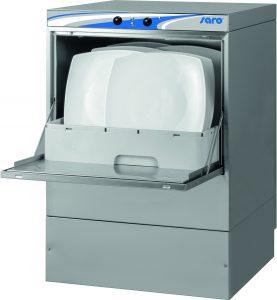 Gastro-Spülmaschinen - Saro setzt neue Standards bei Sauberkeit