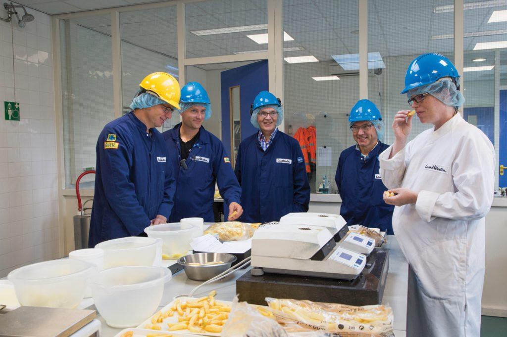 Lamb Weston - Übernahme der Kartoffelsparte von Oerlemans Foods