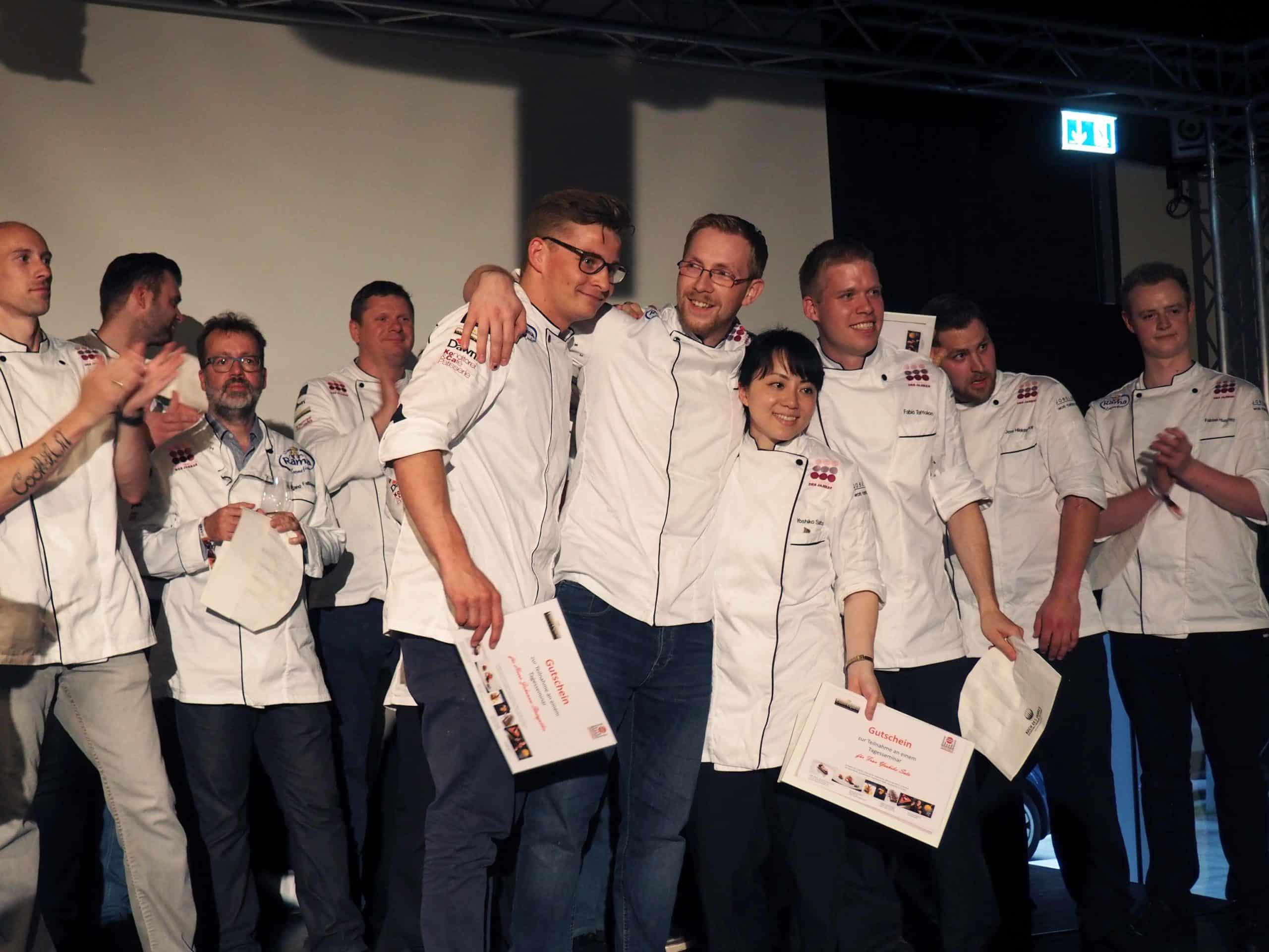 Patissier des Jahres - Die Finalisten - Foto von Carina Jürgens