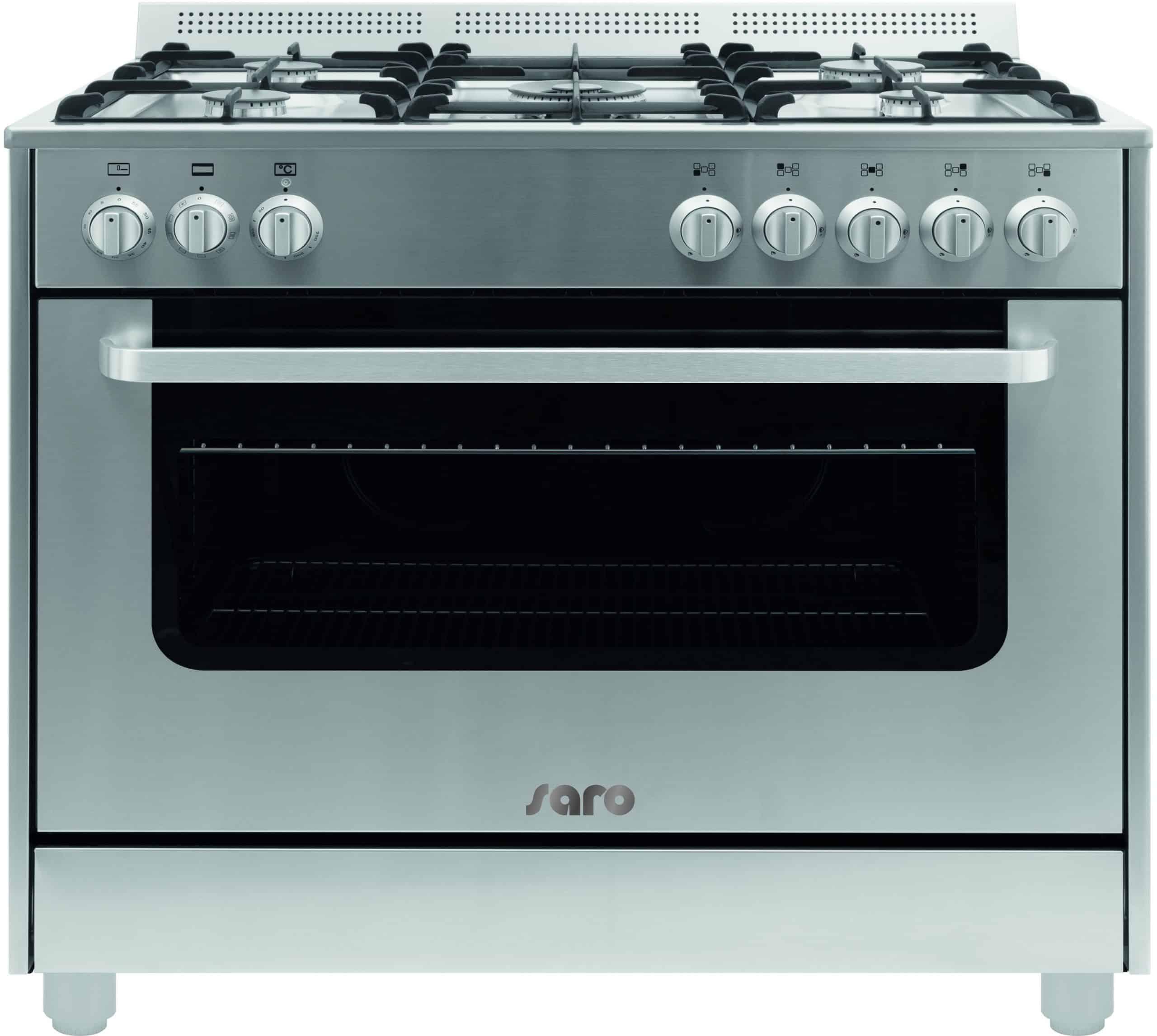 Saro Gastro-Products setzt auf den Trend zur Multifunktionalität - Multifunktionsherd
