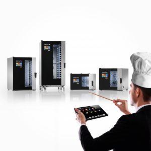 Kombidämpfer von SARO Gastro-Products - Technik und Stil in einem Gerät