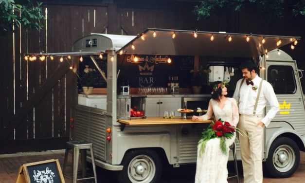 Just married: Food Trucks für's Catering