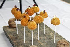 Kreatives Fingerfood - Matjes als Lollis überzeugt beim Berliner Fingerfoodpokal 2017