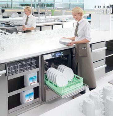 Miele - Umweltschonende Reiniger für Spülmaschinen