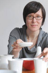 Designerin bei Kahla - Barbara Schmidt