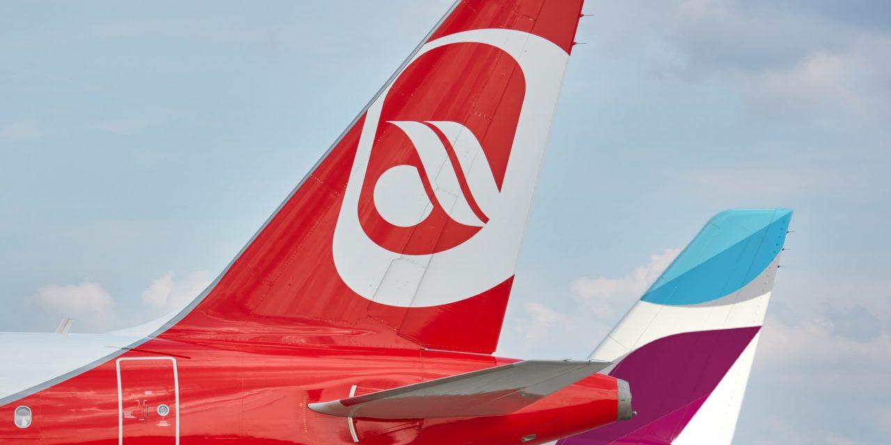 Lufthansa kauft air berlin