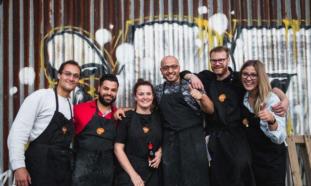 Wollen die Branche verändern: Teilnehmer beim Gastro-Gründerpreis