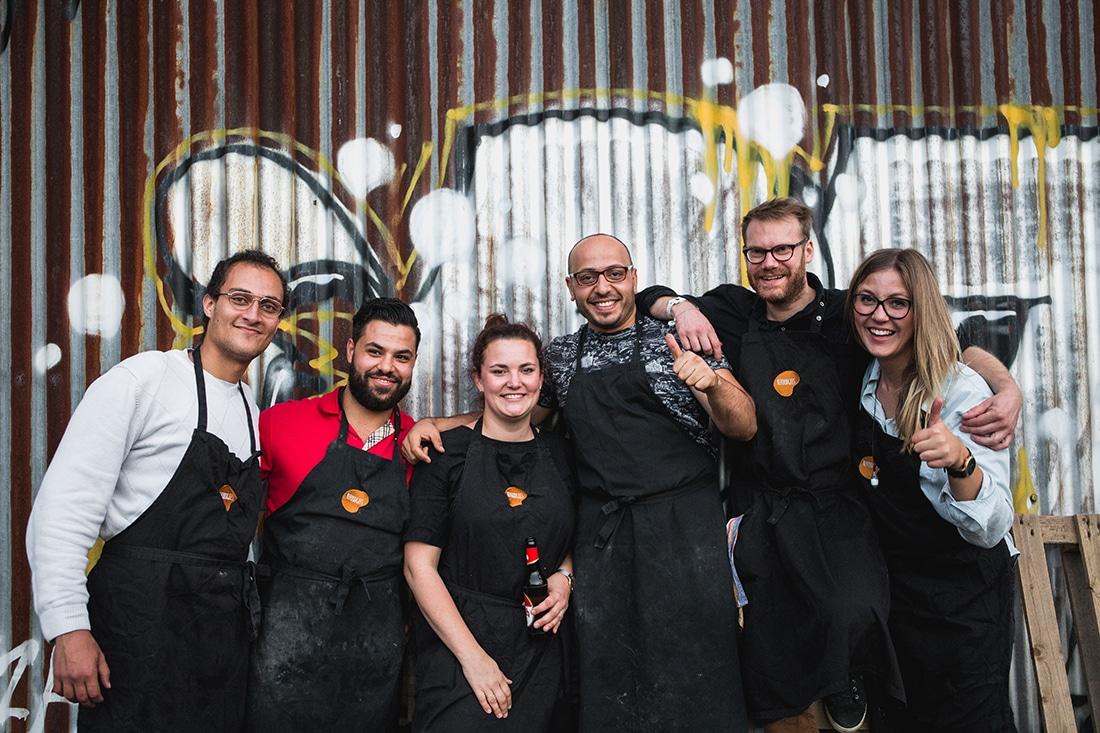 Refoodgees - Teilnehmer beim Gastro-Gründerpreis 2017