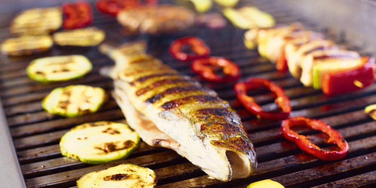 Saro Gastro-Products: Wow-Grills für Events und Front-Cooking