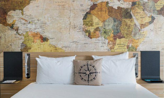Ganz schön persönlich: Neues Zimmerkonzept im Novotel