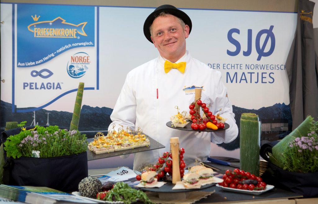 IHK-Prüfung zum Fischsommelier abgeschlossen - Absolvent Andreas Alt