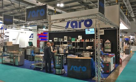 Saro Gastro Products auf der Intergastra:Premiere zum Jahresstart