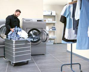 Wäscherei- und Spültechnik live erleben - Auf 120 Quadratmetern im Hotel Miele