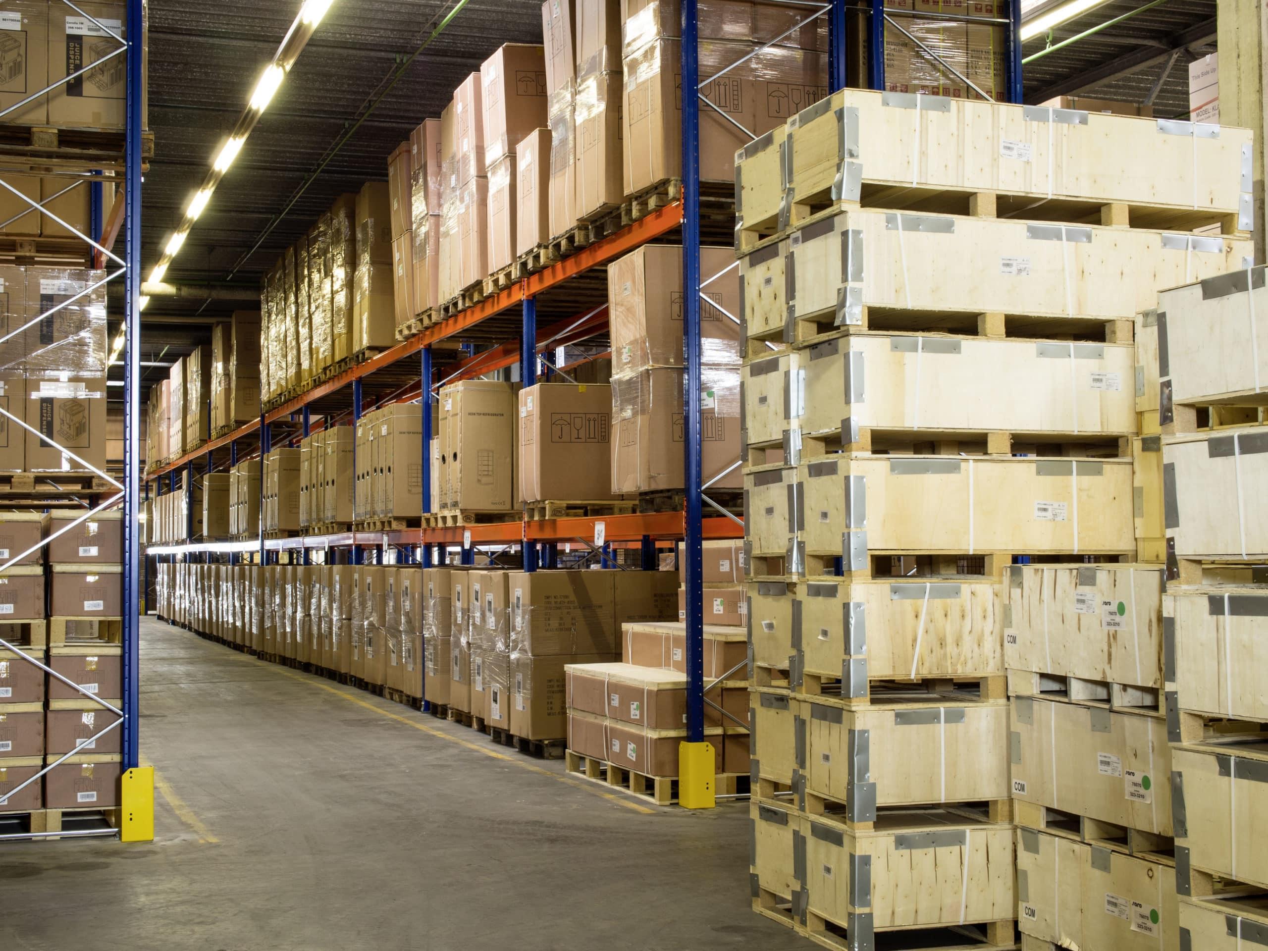 SARO Gastro Products investiert in neue Lagerhalle