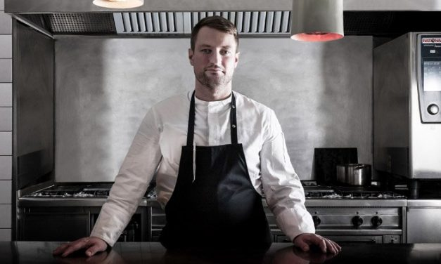 Sebastian Frank als bester Koch Europas ausgezeichnet
