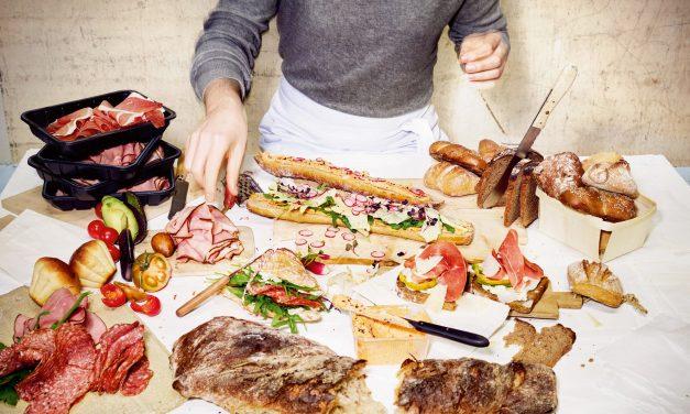 Bedford präsentiert neue Snack-Ideen auf der Internorga