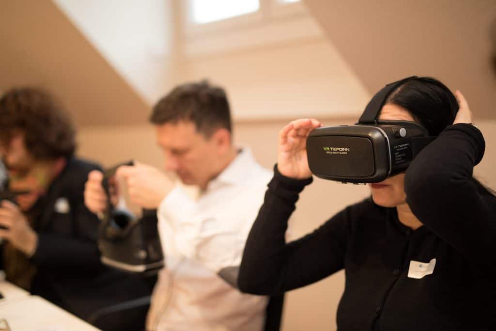 Gastronomisches Bildungszentrum (GBZ) startet VR-Learning-Experiment