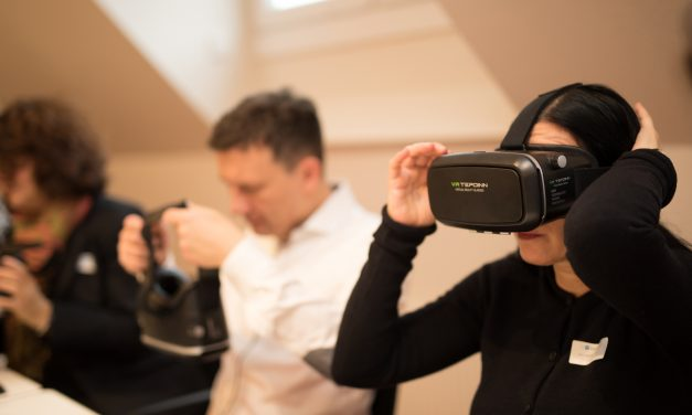 GBZ startet VR-Learning-Experiment