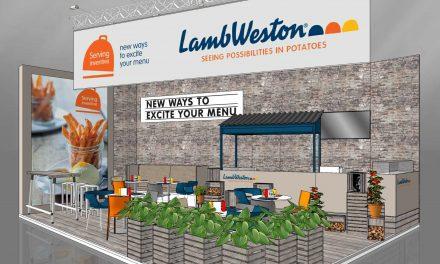 """Lamb Weston auf der Internorga:""""Stillstand ist keine Option"""""""