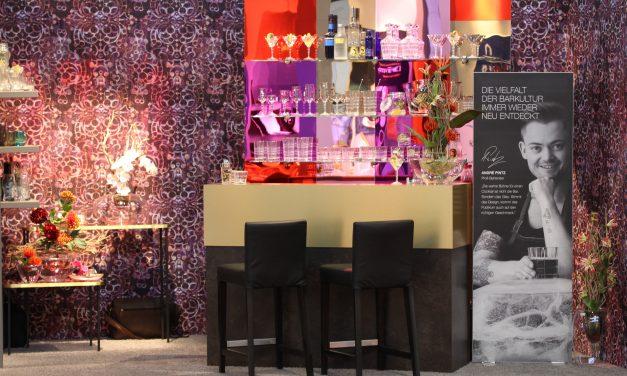 Leonardo auf der Internorga: Glasvielfalt in 4 Bereichen erleben