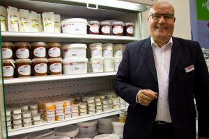 Kai Staubermann für Märker Fine Food auf der Internorga 2018