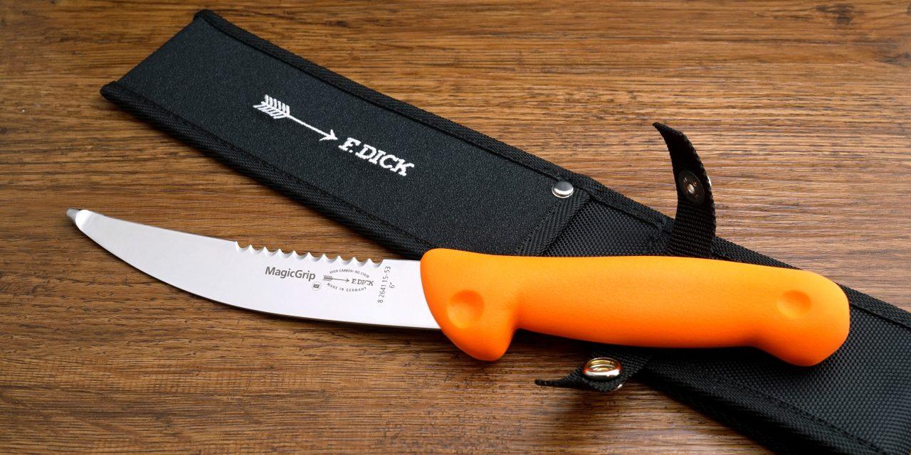 Das F. DICK Aufbrechmesser für die Jagd