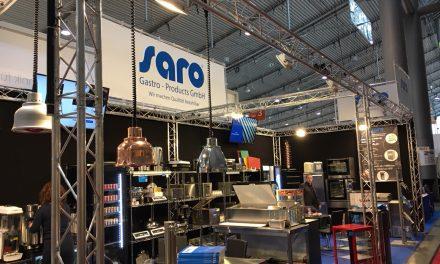 Saro Gastro Products: Intergastra-Premiere war ein voller Erfolg