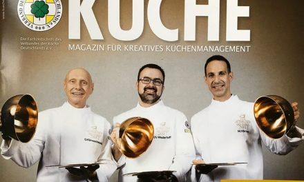 VKD-Magazin KÜCHE erscheint im neuen Verlag