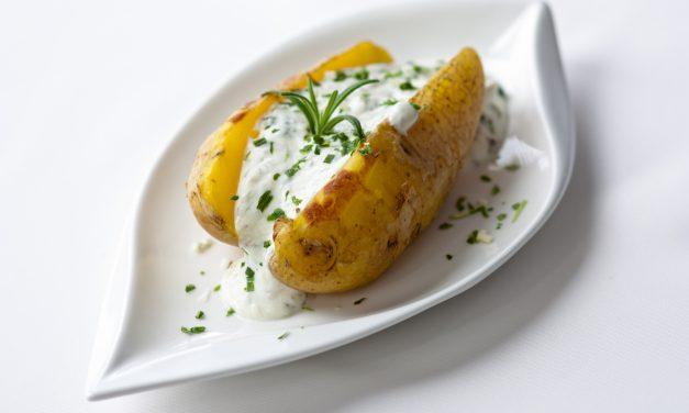 Sour Cream von Märker Fine Food – unverzichtbar zur heißen Kartoffel