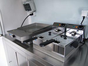 Foodtruck-Ausstattung von Saro Gastro-Products