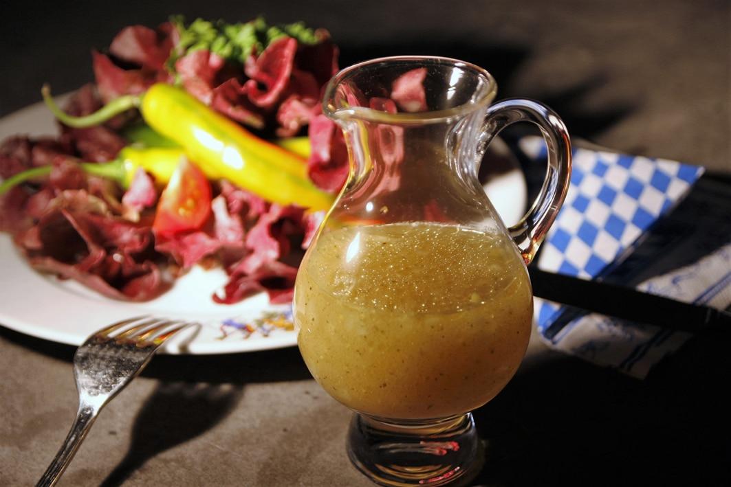 """Märker Fine Food: """"Typisch Bayern"""" – das Bayerische Dressing"""