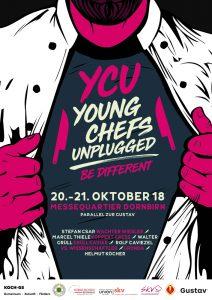"""""""Young Chefs Unplugged"""" - europäische Jungköche unter Koch G5 vereint"""