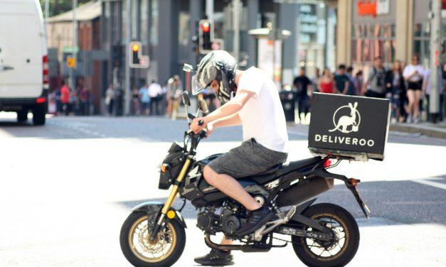Tschüss, Lieferservice: Deliveroo schränkt Angebot ein