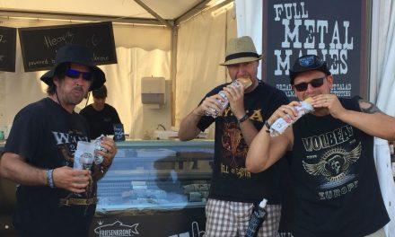 Friesenkrone rockt Wacken-Festival