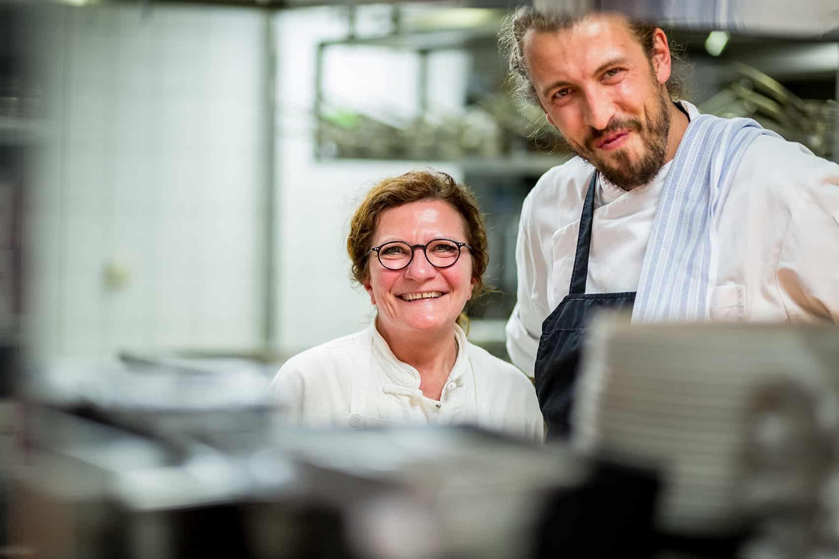 Anna Sgroi und Mario Regensburg - Kochen unterm Regenbogen