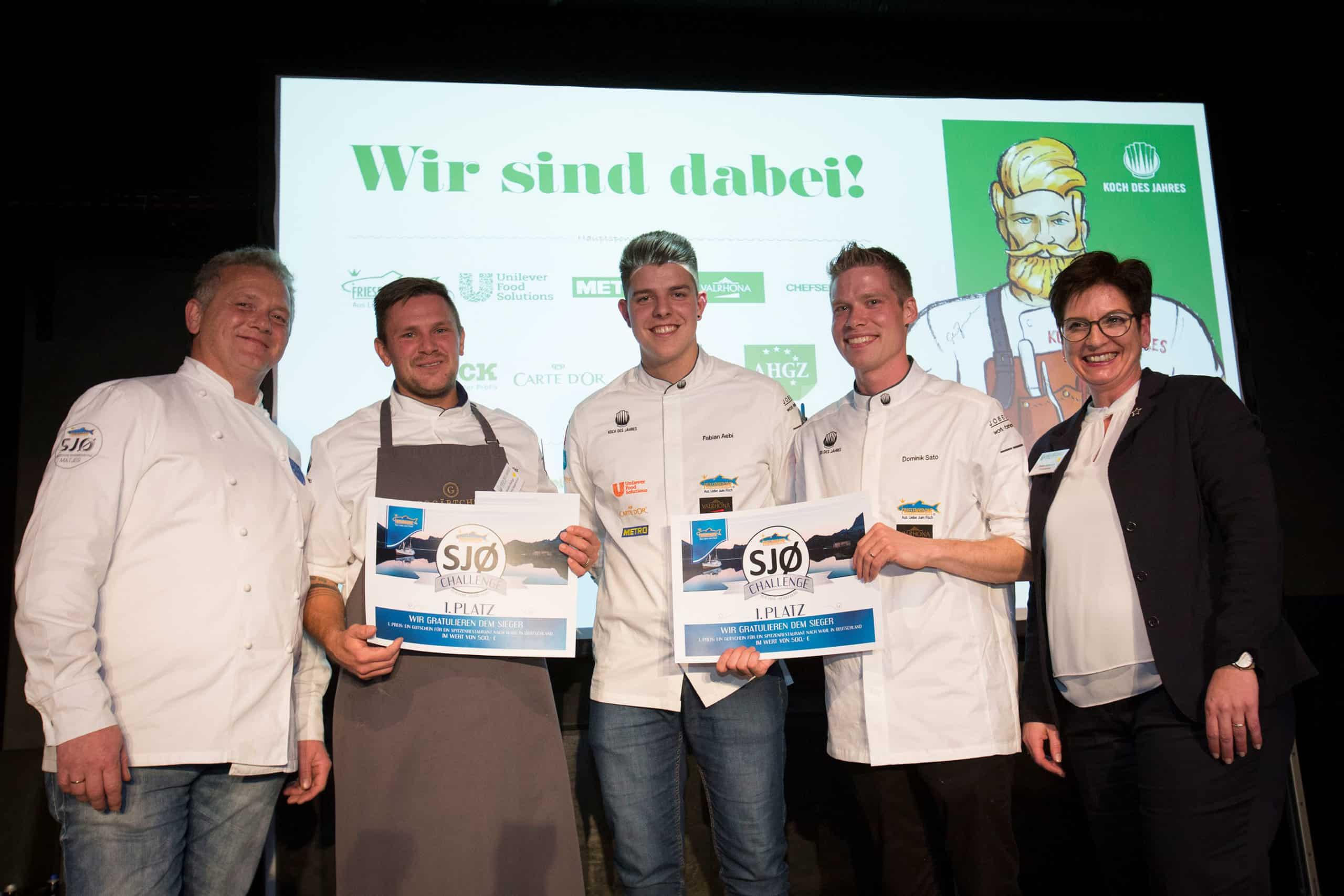 Koch des Jahres / Vorfinale Heidelberg 2018
