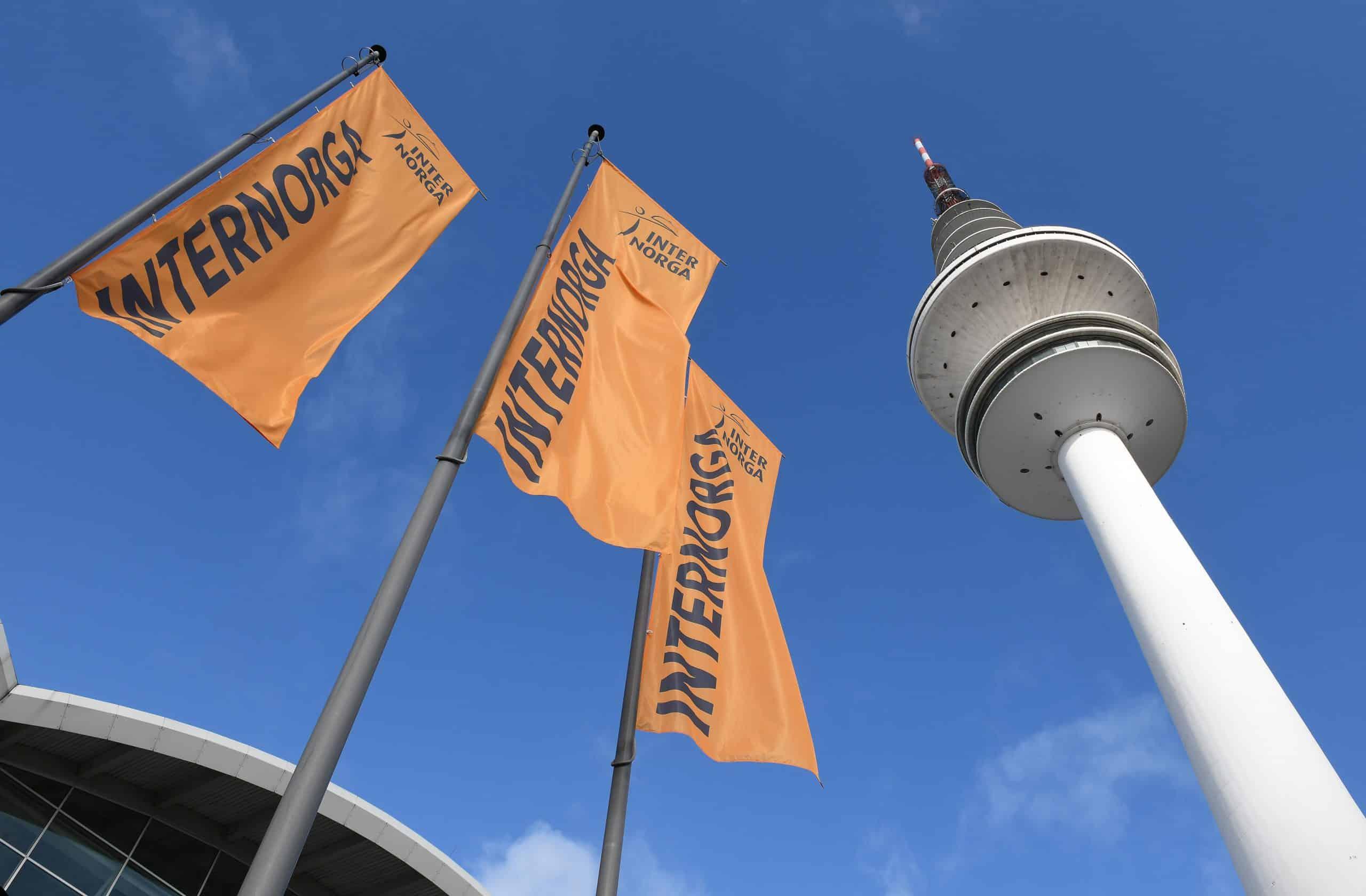 INTERNORGA 2019 Eingang Mitte Messeplatz