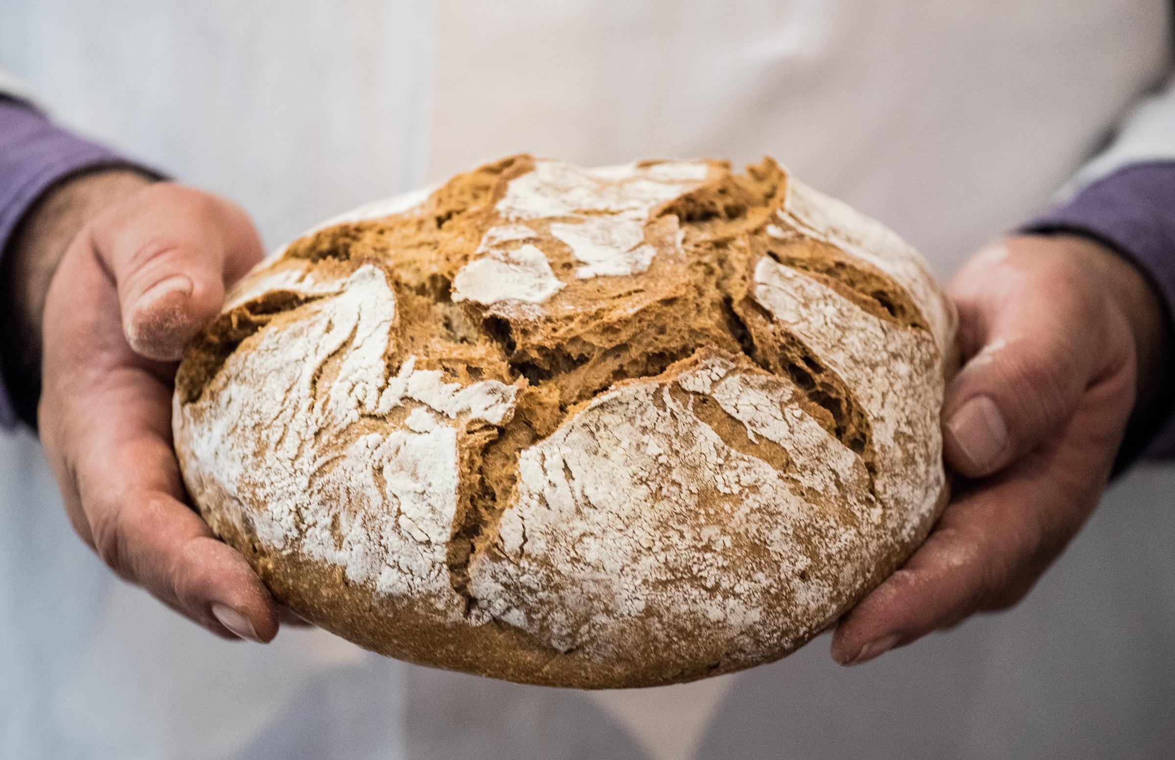 Transgourmet Faires Frühstück - Parsdorfer Bio-Brot