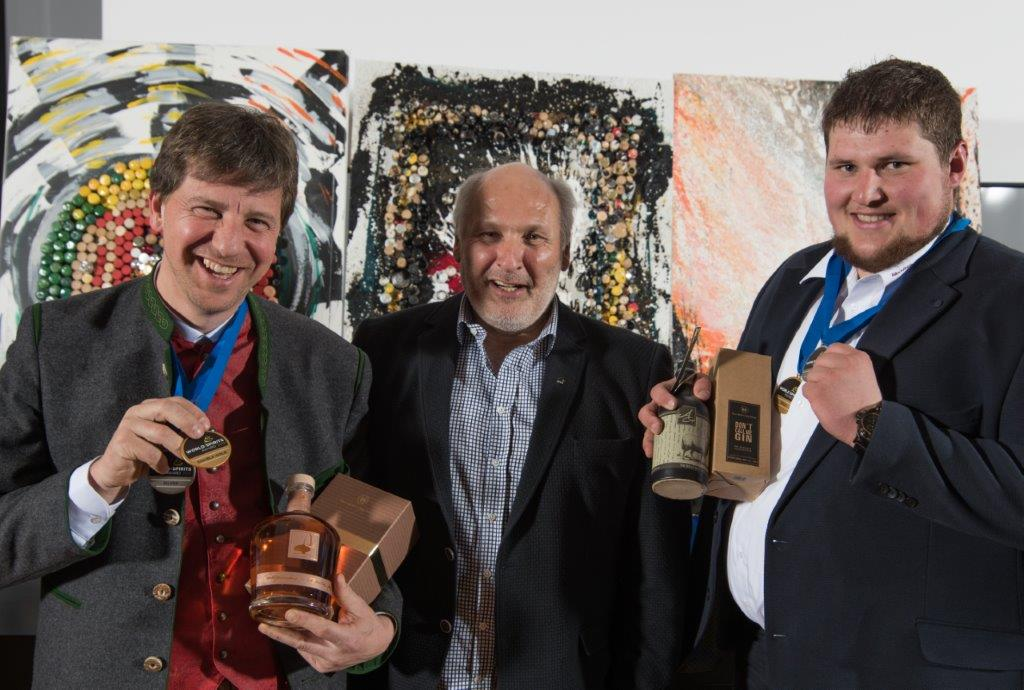 Manufaktur Geiger erhält World Spirits Awards 2019