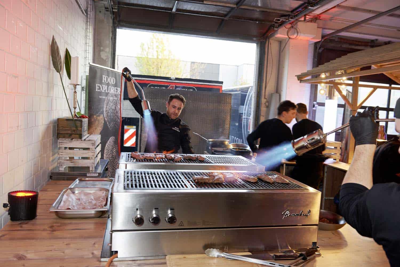 Rent4Event – 220 Gäste auf kulinarischer Weltreise