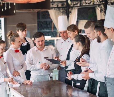Teamleiter Hospitality - GBZ