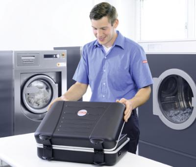Wäschereitechnik mit attraktiver Finanzierung