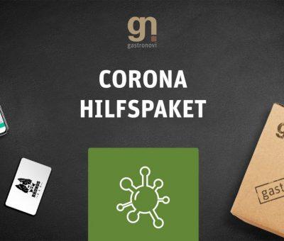 gastronovi unterstützt während der Corona Krise