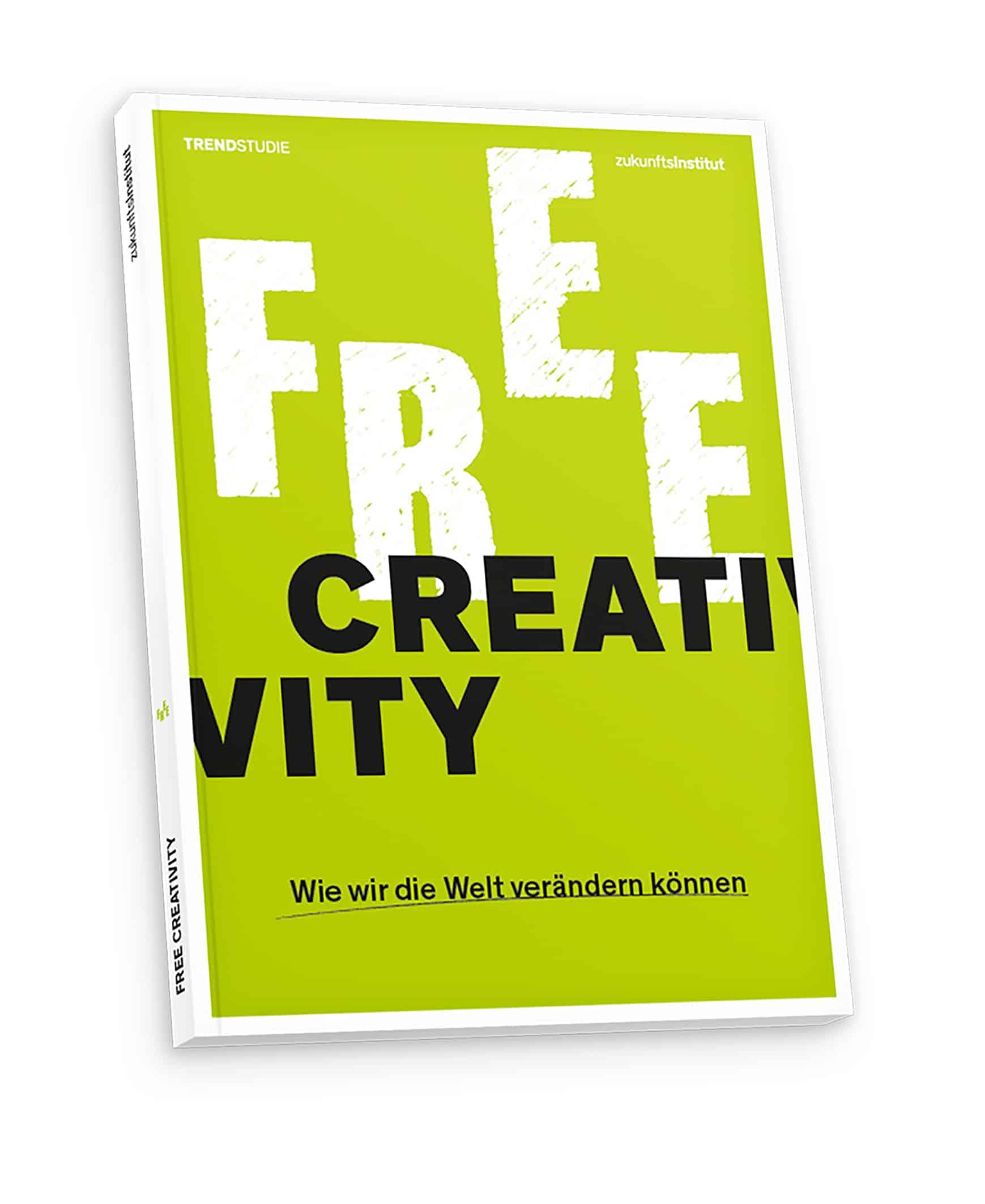Free Creativity : es lebe die Kreativität