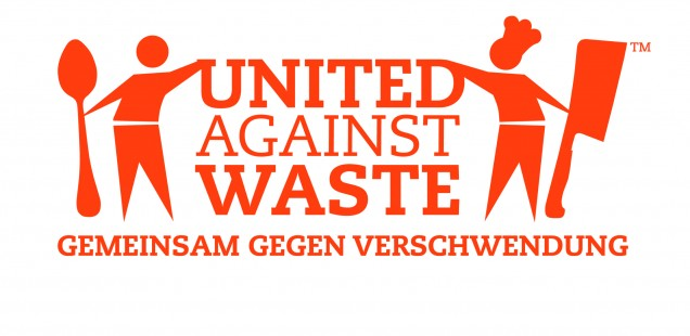 Initiative United Against Waste für den Food Service Markt