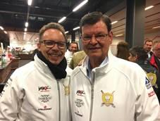 Harald Wohlfahrt trifft Martin Scharff