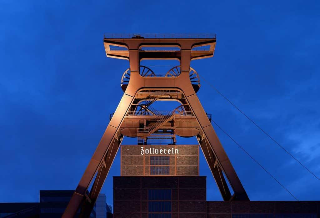 Zeche Zollverein © Thomas Wolf, www.foto-tw.de (CC BY-SA 3.0 DE)