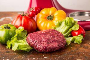 Büffel-Bill Gourmet Burger