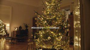 Großangelegte internationale Kampagne richtet Aufmerksamkeit auf die Perspektiven der Gastronomie im Corona-überschatteten Weihnachtsgeschäft